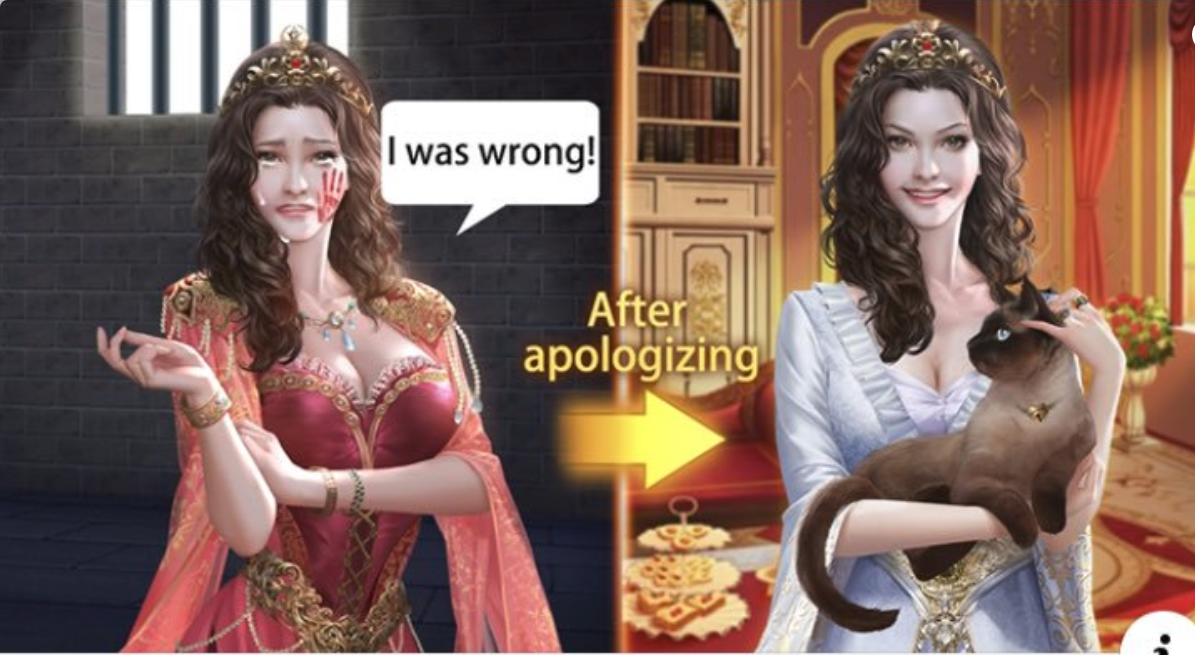 A Sexist And His Hostages Why You See Ads For Game Of Sultans Everywhere The Bell Eng
