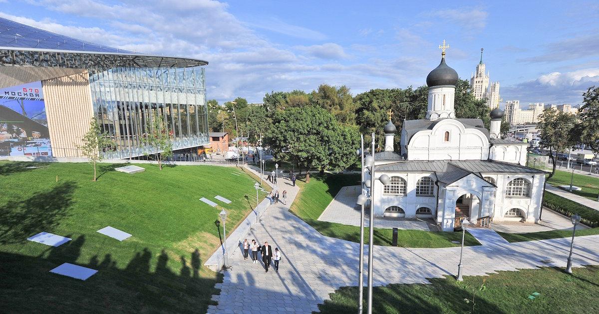 Фото: Сергей Киселев АГН «Москва»