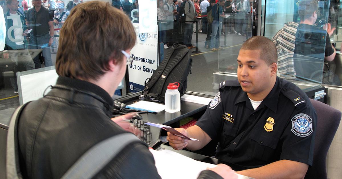 Фото: U.S. Customs and Border
