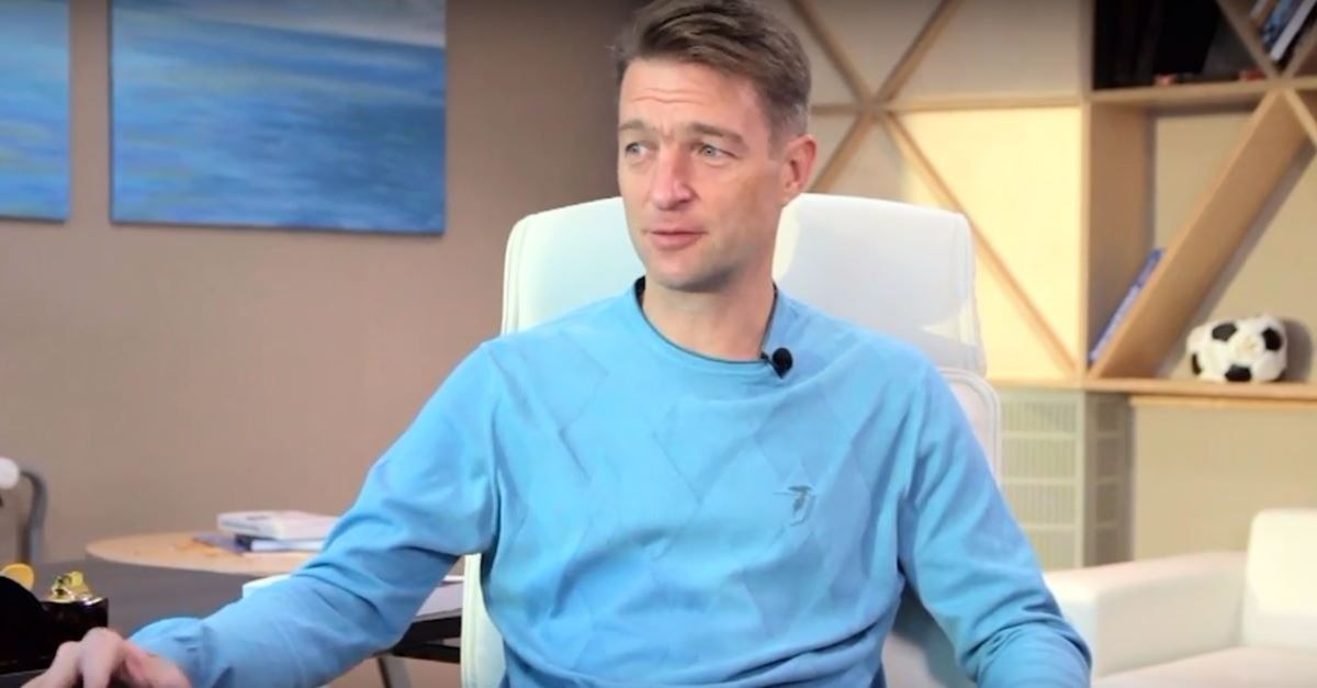 Денис Штенгелов. Фото: YouTube