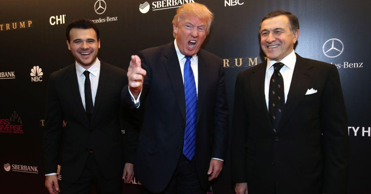 Демпартия США подала в суд на Россию, штаб Трампа и Агаларовых