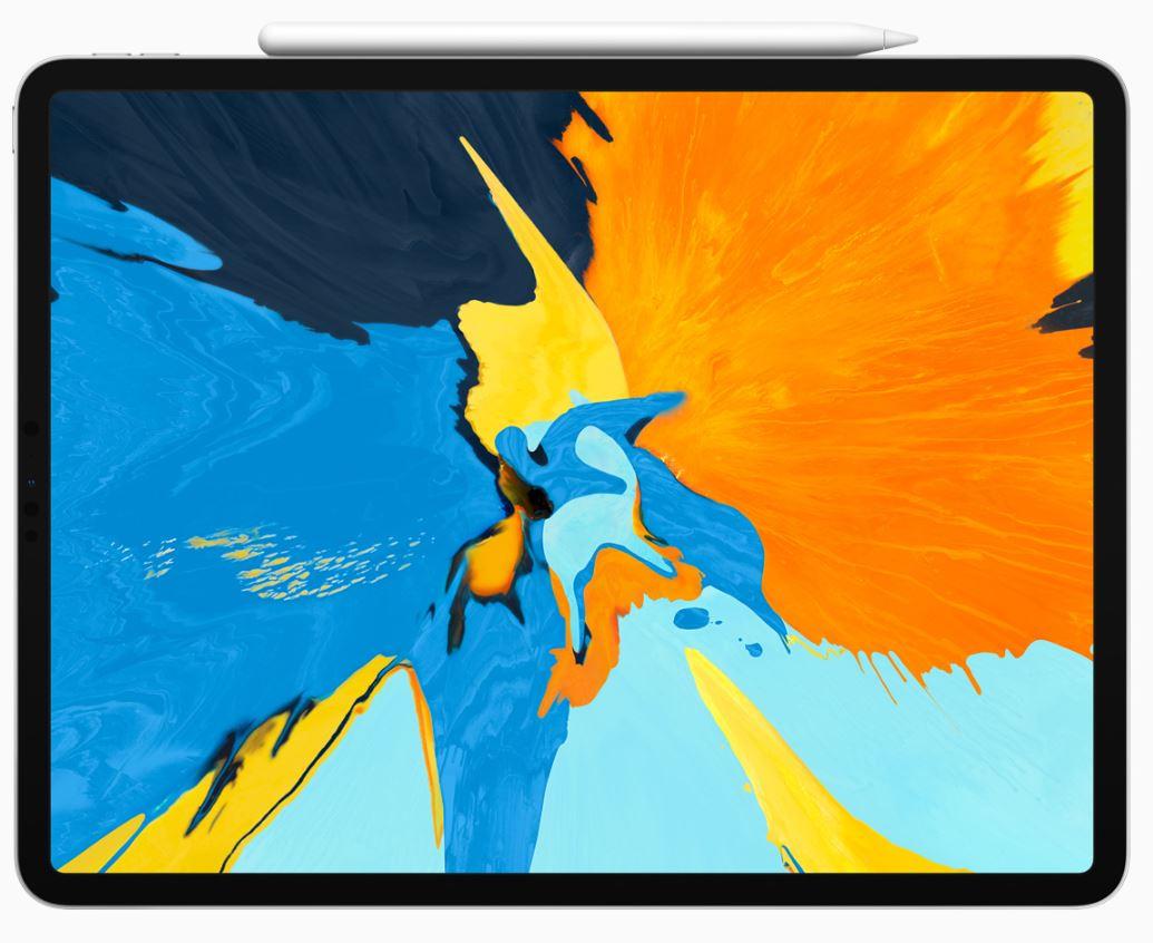 Новый iPad Pro, изображение с сайта Apple