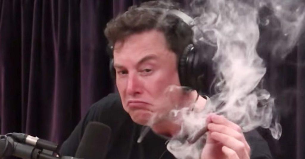Илон Маск на интервью у Сета Рогана