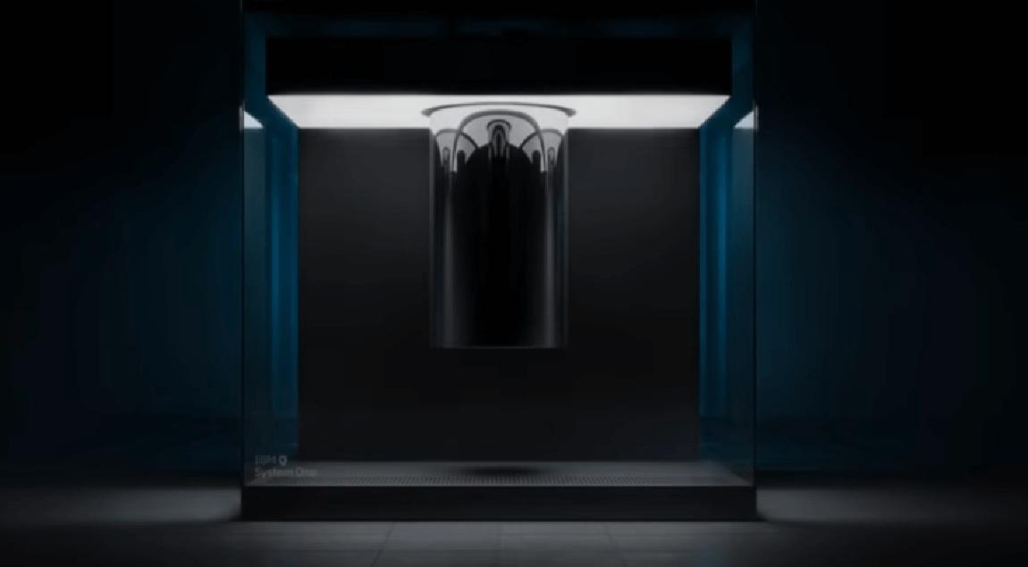 IBM Q System One, иллюстрация с сайта IBM Q