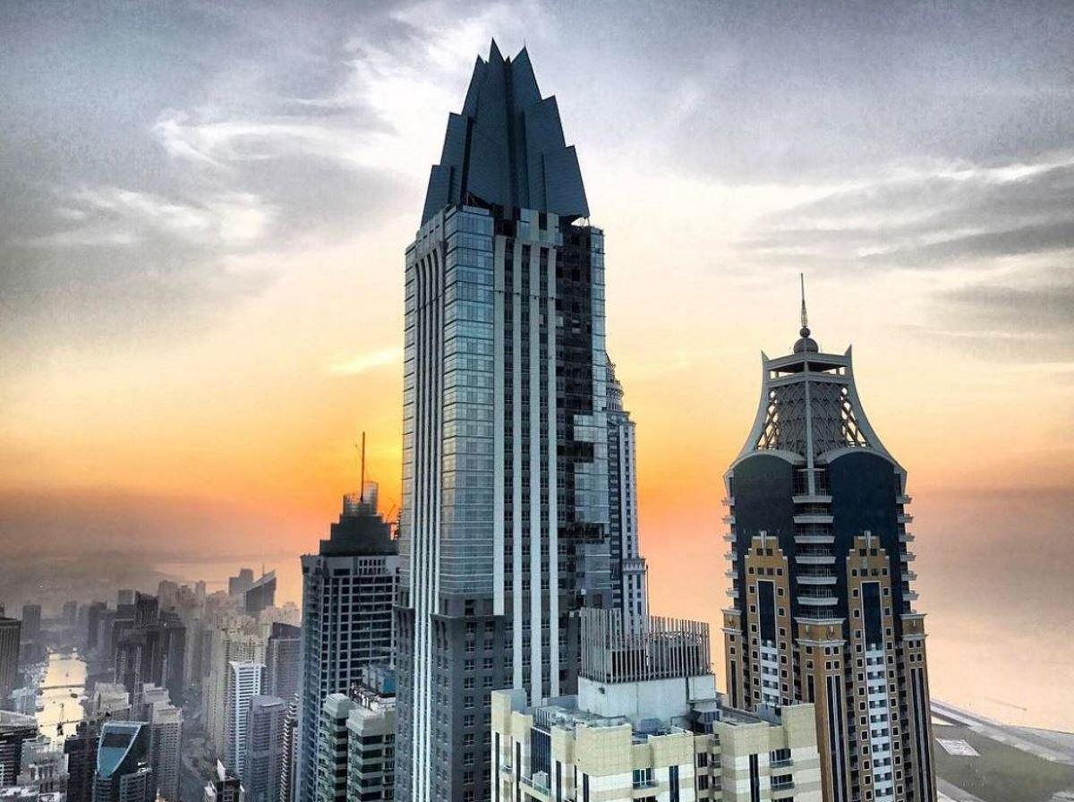 Дубай. Фото из инстаграма Дурова
