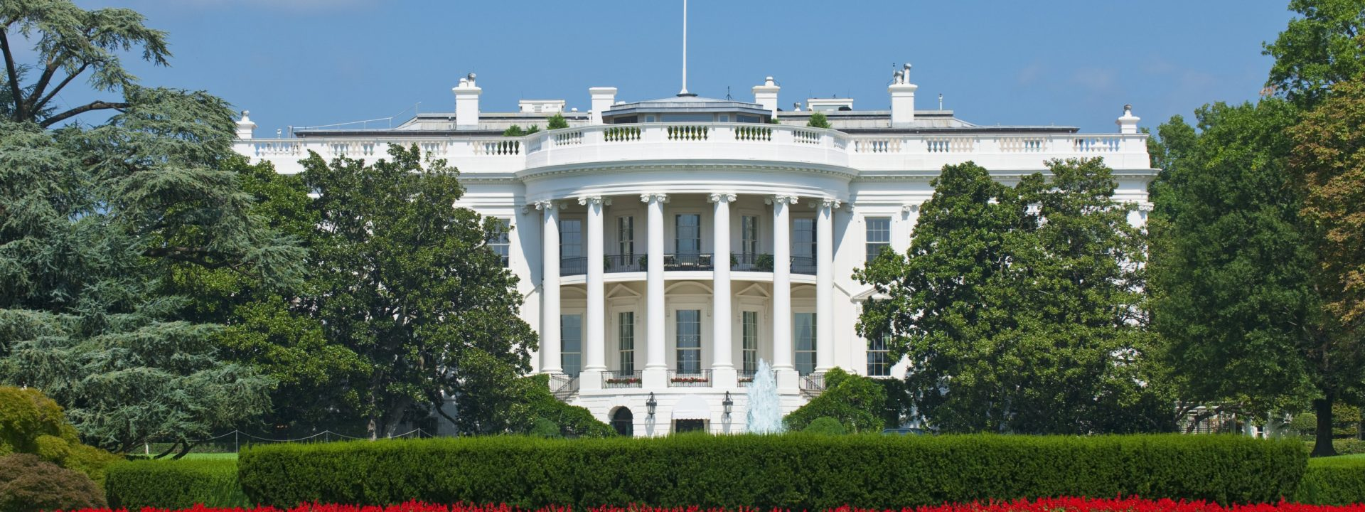 Белый дом, фото с сайта whitehouse.gov