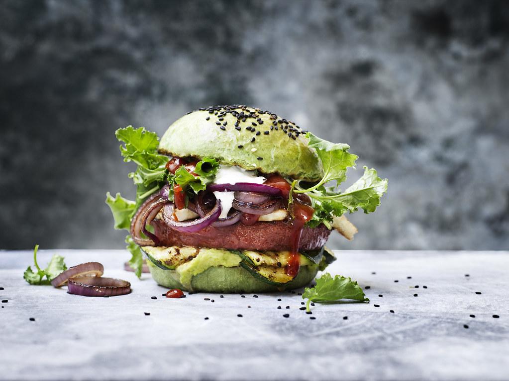 Incredible Burger производства Nestle