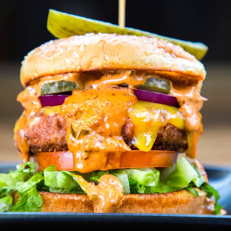 Бургер Beyond Meat