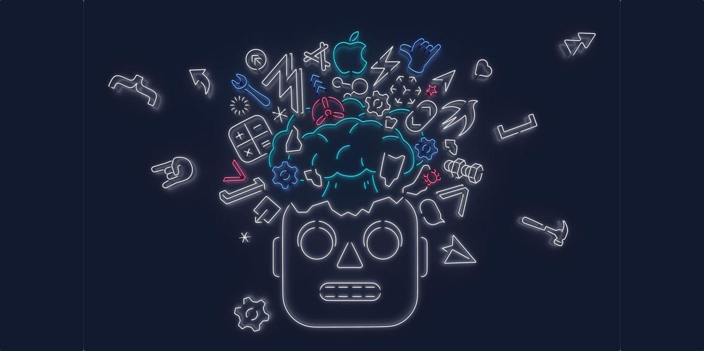 WWDC, иллюстрация Apple
