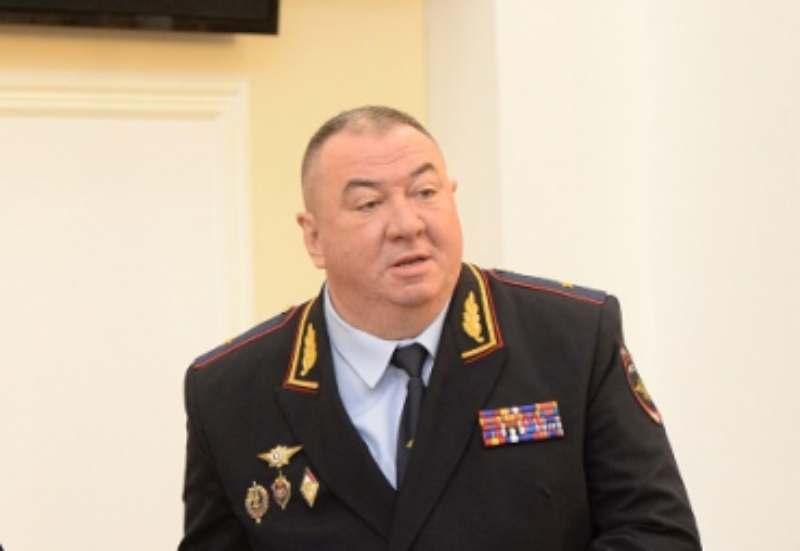 ГУ МВД по Москве